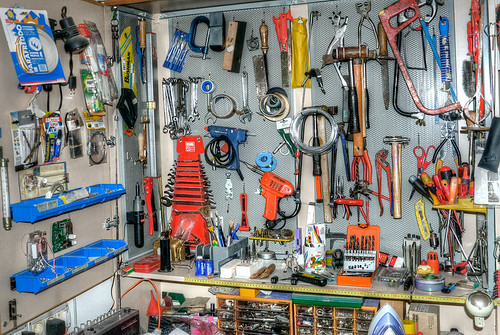Tools | by Dorli Photography