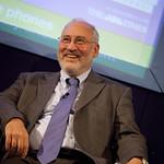 Joseph Stiglitz | Nobel Prize-winning economist Joseph Stiglitz at Edinburgh Book Festival 2010