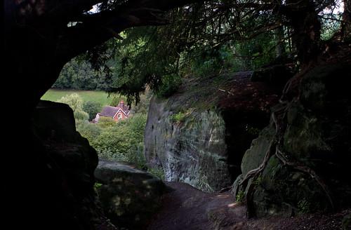 High Rocks - Tunbridge Wells