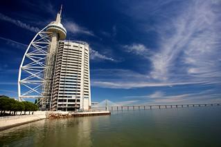 Torre Vasco da Gama | by dirk.olbertz