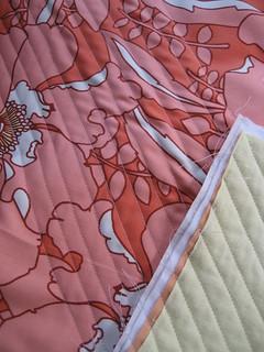 *WIP* Heirloom Cut Chenille Blanket   by SewLaTea