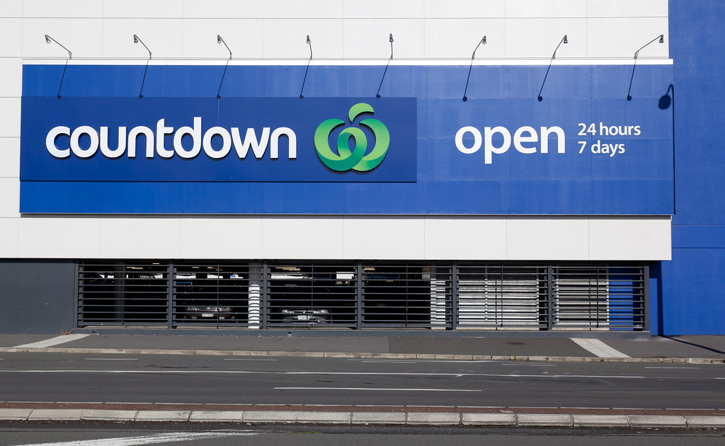 Countdown Supermarket on Quay Street #1