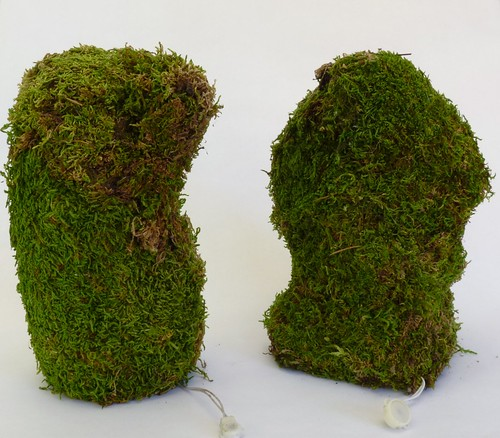 "Misako Inaoka ""Moss Creature  Pair (1 and 2)"""