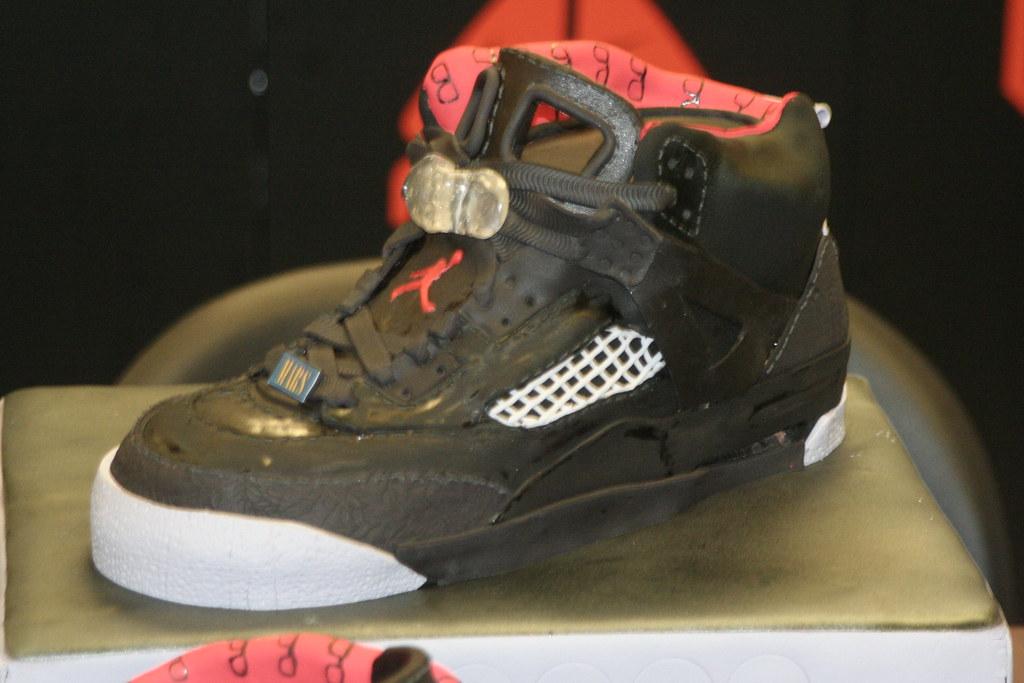 best website 026cb 7ca87 Size 12 Jordan Spizikes Cake! | Close up on Jordan Spizikes ...