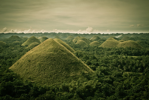Philippines - Bohol - Chocolate Hills | by dibaer