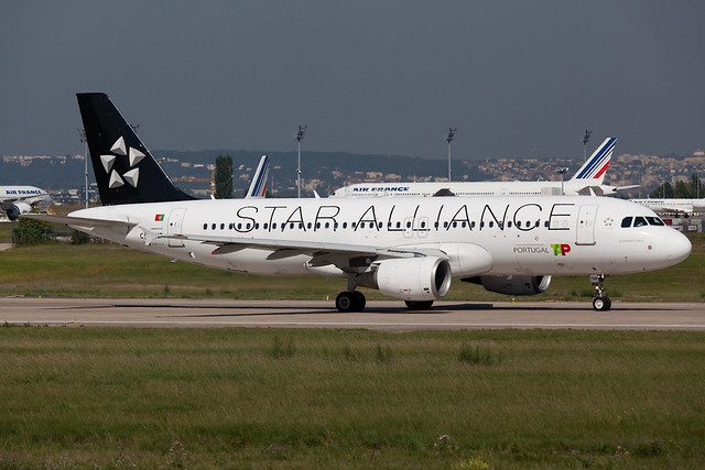 Airbus A320 TAP Portugal / Star Alliance CS-TNP MSN 2178