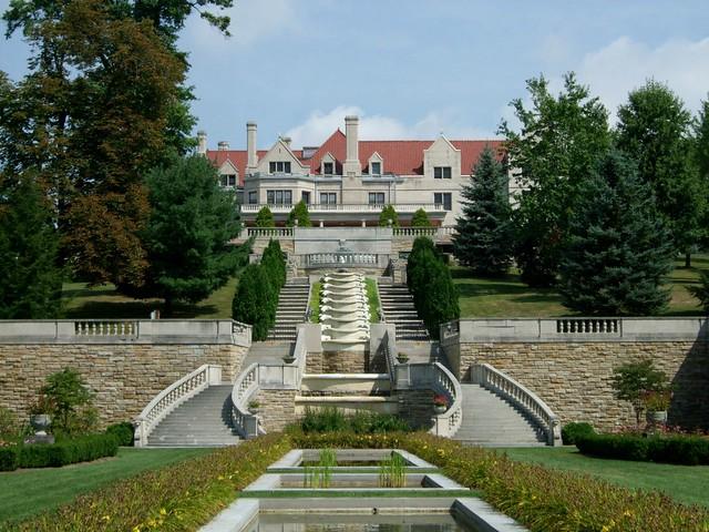 Franciscan Friary, Former Charles M.Schwab Mansion, Loretto, PA