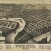 Bird's Eye View of Winnipeg (1881) by Manitoba Historical Maps