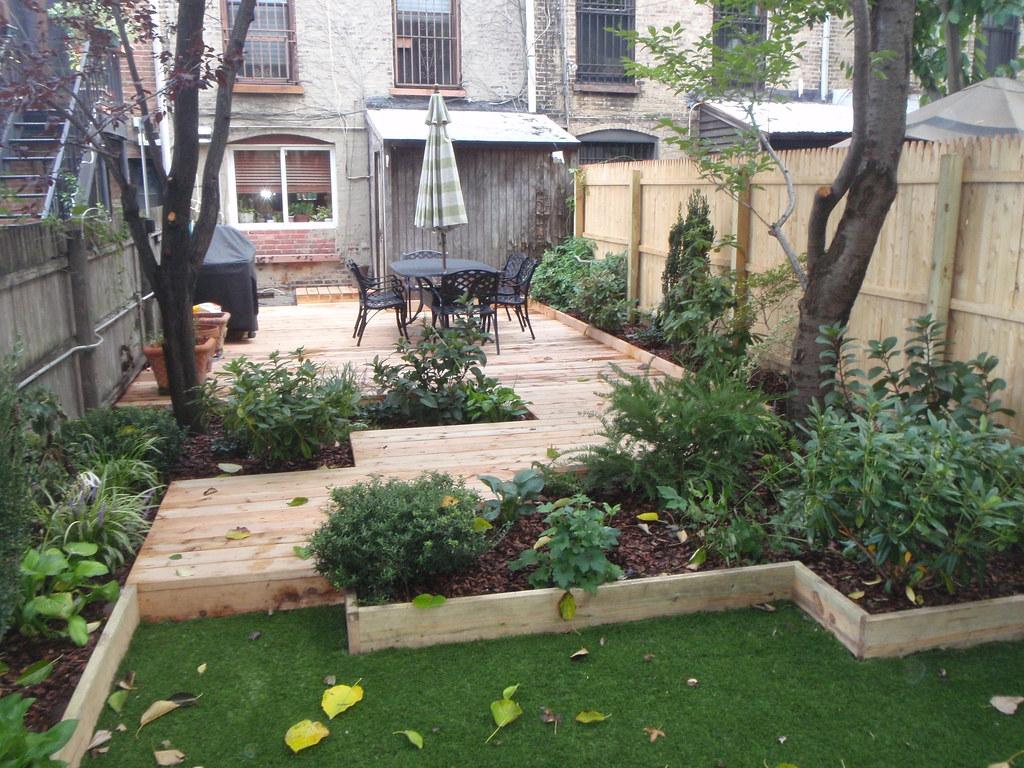 Park Slope Backyard 3 | Urban Landscape Concepts | Flickr
