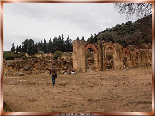 Córdoba - Medina Azahara