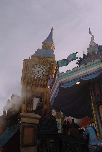 Dreaming London....