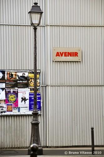 L'avenir rue de la Gaîté | by chupacabra.art
