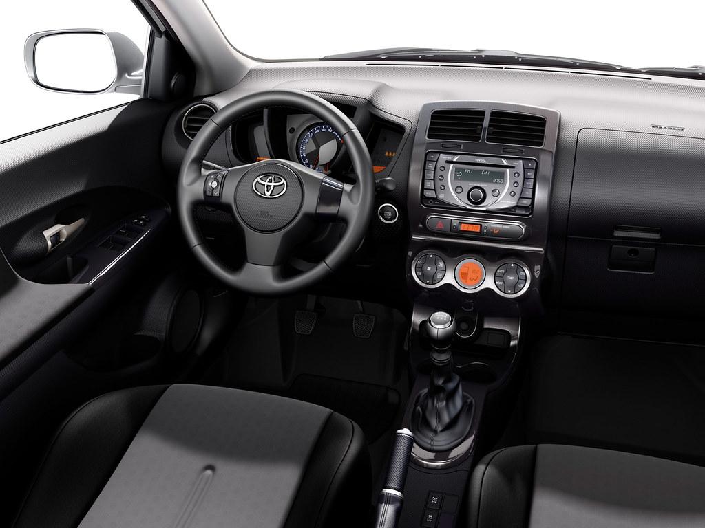 All Sizes Toyota Urban Cruiser Black Edition 2010 Interior Flickr Photo Sharing