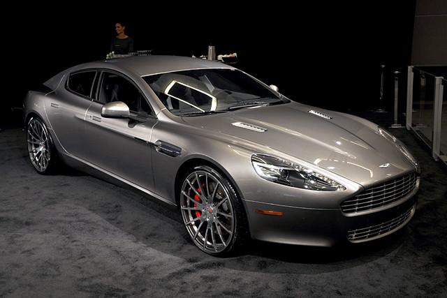 Aston Martin 4 door