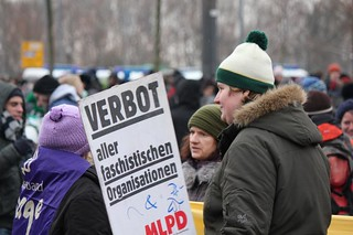 Dresden stellt sich quer - 13.Februar - Fritz-Löffler-Platz II