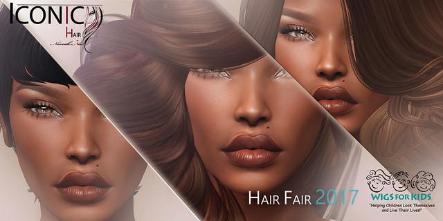 ICONIC HAIR FAIR
