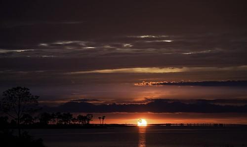 sunset plage playa beach