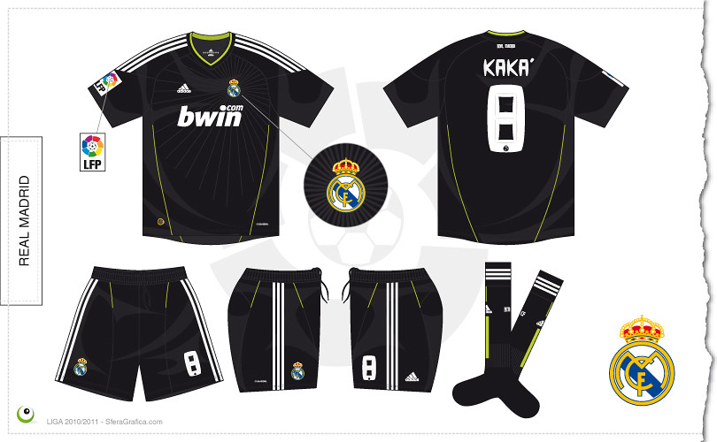 separation shoes 5e628 ee514 Real Madrid away kit 2010/2011 | Sergio Scala | Flickr