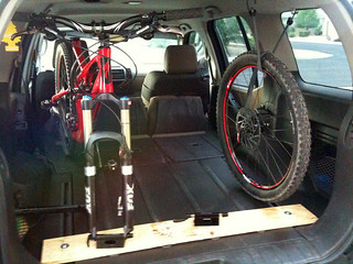 Custom Xterra MTB Mount | by chuck-reynolds