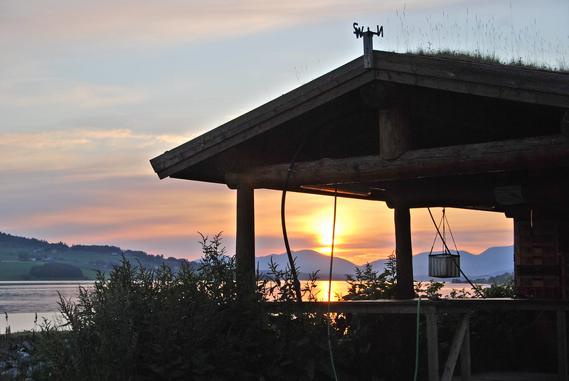 Archaic Second Homes (ASH) in the form of Cabins, Baches and Cribs are often located with stunning outdoor views.