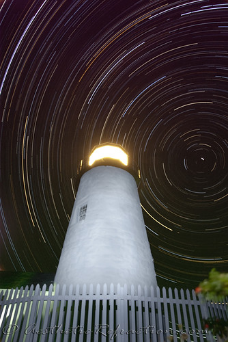 lighthouse night stars pentax maine stacking startrails aestheticrefractioncom