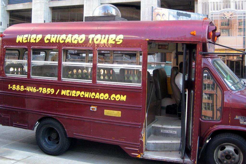 Weird Chicago Tours 4