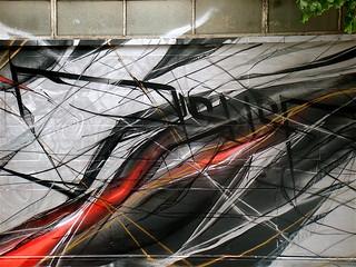 Graffiti futuriste   by Marie A.-C.