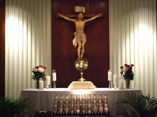 Sts. Peter and Paul Catholic Church, Adoration Chapel, Naperville, IL