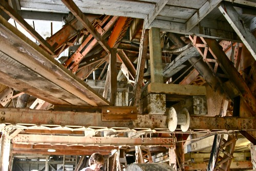 Interior Sumpter Valley Dredge