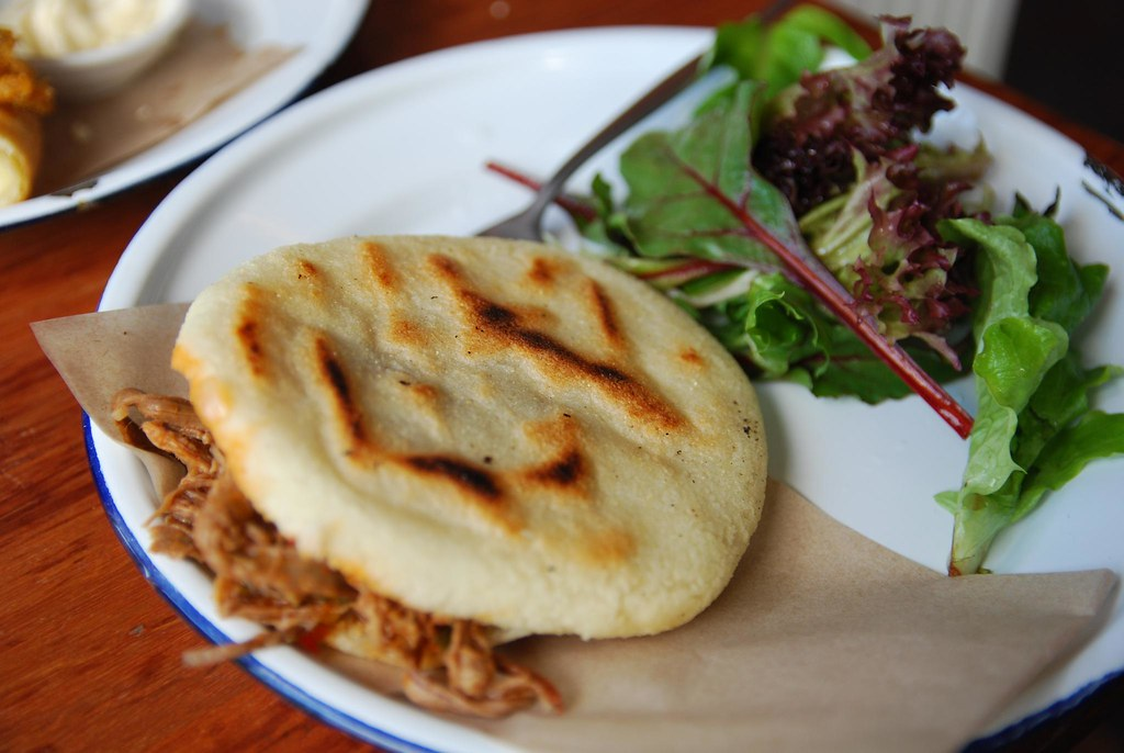 Image result for arepa