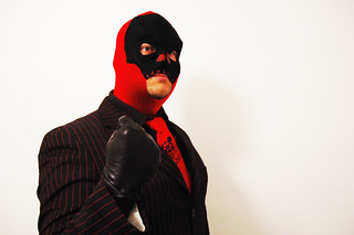 Professor Venomous Xenagogue   by Jared Axelrod