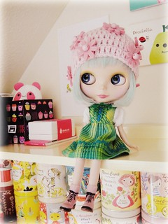 Some of Fizz's BlytheConUK goodies! | by hello rach