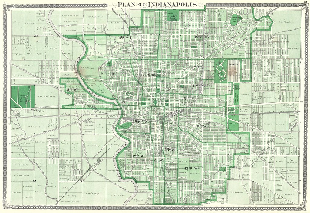 Indianapolis Street Map, 1876 | tdalemapco | Flickr on indianapolis country map, indianapolis schools, indianapolis neighborhood map, jw marriott indianapolis map, indianapolis bicycle map, indianapolis il people, indianapolis ward map, indianapolis walkway map, indianapolis mall map, indianapolis beach map, indianapolis travel map, indianapolis sewer map, louisville to indianapolis map, indianapolis metro area map, indianapolis topographic map, indianapolis suburbs map, indianapolis speedway track layout, indianapolis stadium map, downtown indianapolis map, indianapolis canal,