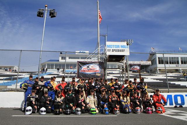 2010 NASCAR Drive for Diversity Combine