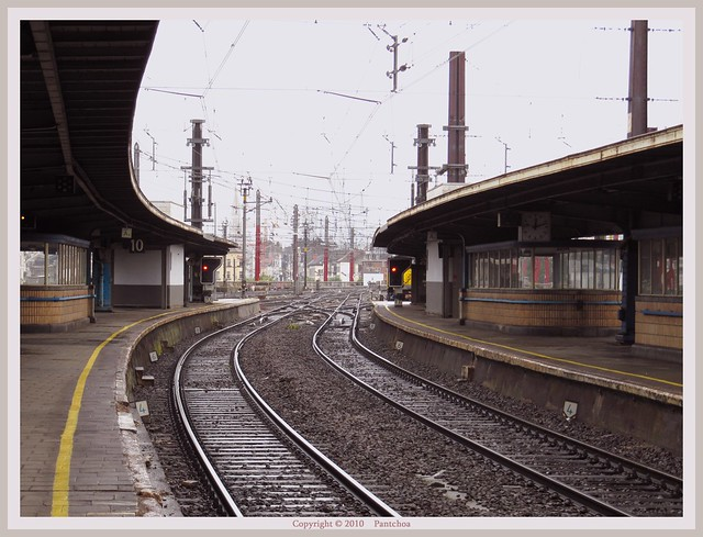 Bruxelles-Midi station 3/3
