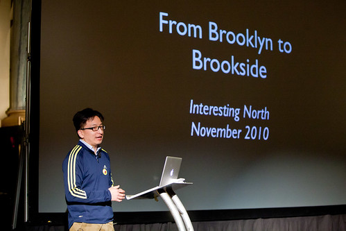 "Herb Kim ""From Brooklyn to Brookside"" 