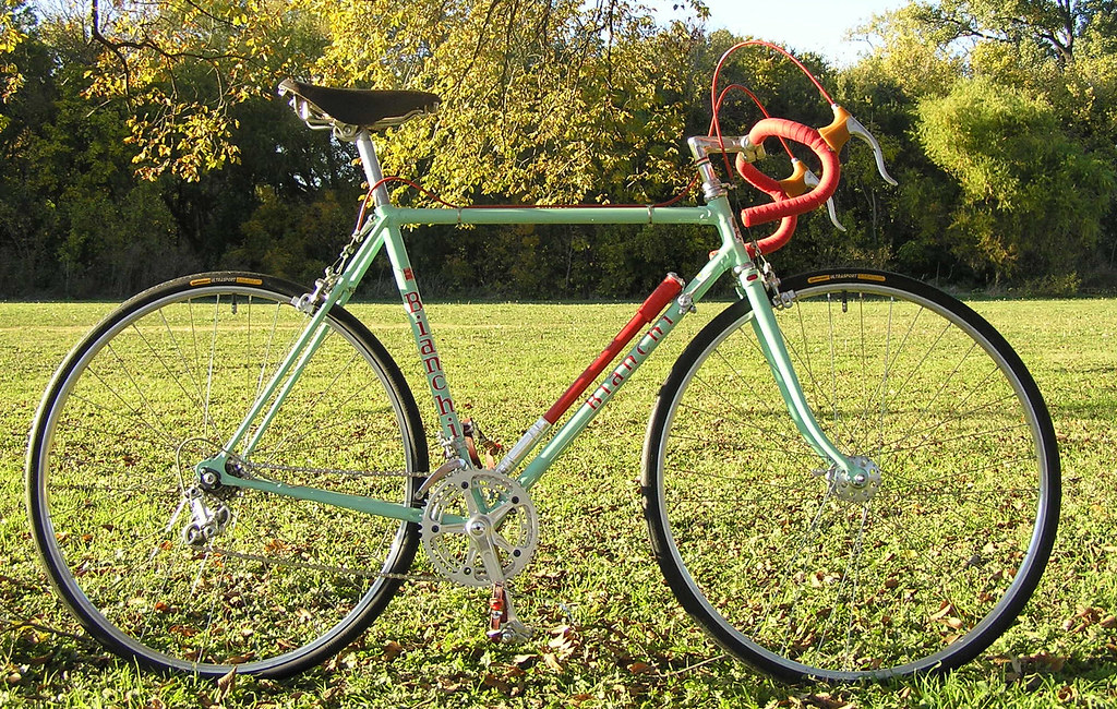 72 Bianchi Record RS 2 | 1972 Bianchi Record with components… | Flickr