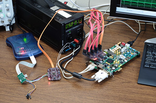 MT9V032 camera to FPGA interface development | by Dan Strother