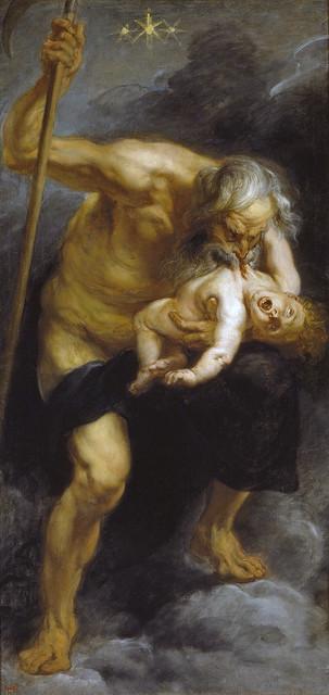 +1636 Crono devorando a sus hijos