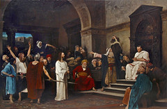 2009. január 28. 9:13 - Munkácsy Mihály: Krisztus Pilátus előtt