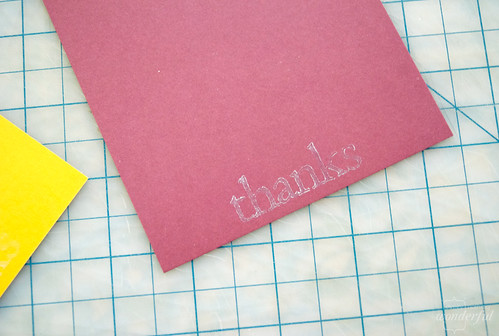 Paper_Embossing_StampOn | by {every}nothing wonderful