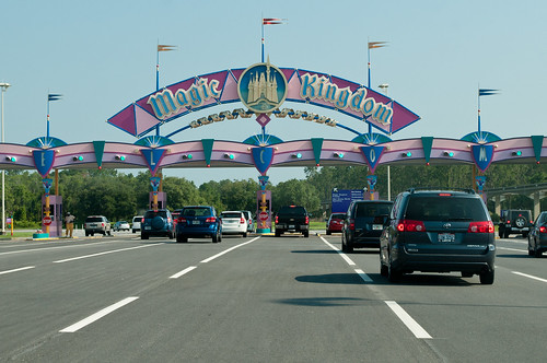 Entrance to Magic Kingdom | by trvlto