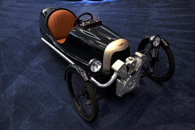 Morgan pedal car