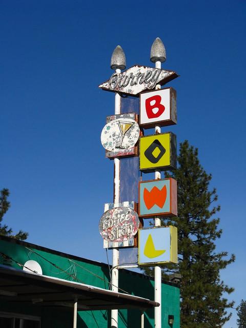Burney, California