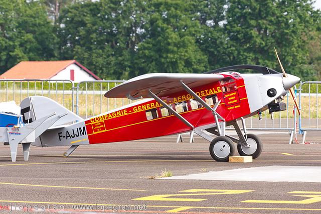 Aeromodelo de Latecore