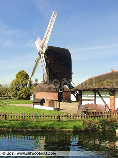 Outwood Mill | Outwood Post Mill | Windmill | External View 09 | by Outwood Windmill