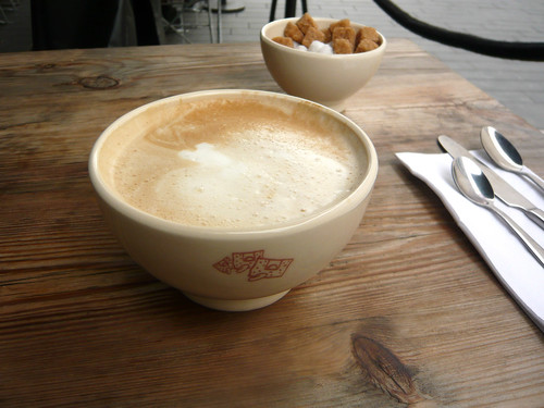 365.161: Café au lait | by WordRidden