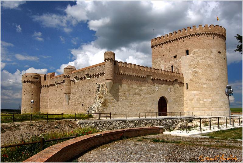 Castillo de Arevalo-Avila