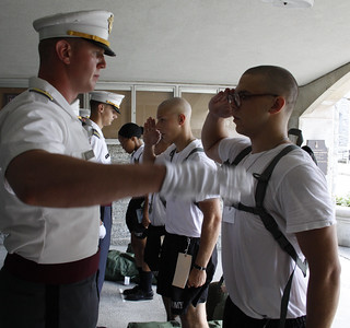 R-Day 2010 | by West Point - The U.S. Military Academy