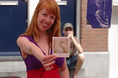 Nina at Bazar Bizar 2010